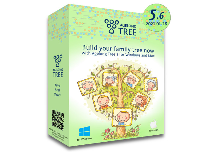 Agelong Tree 5.6 build 2021.01.28
